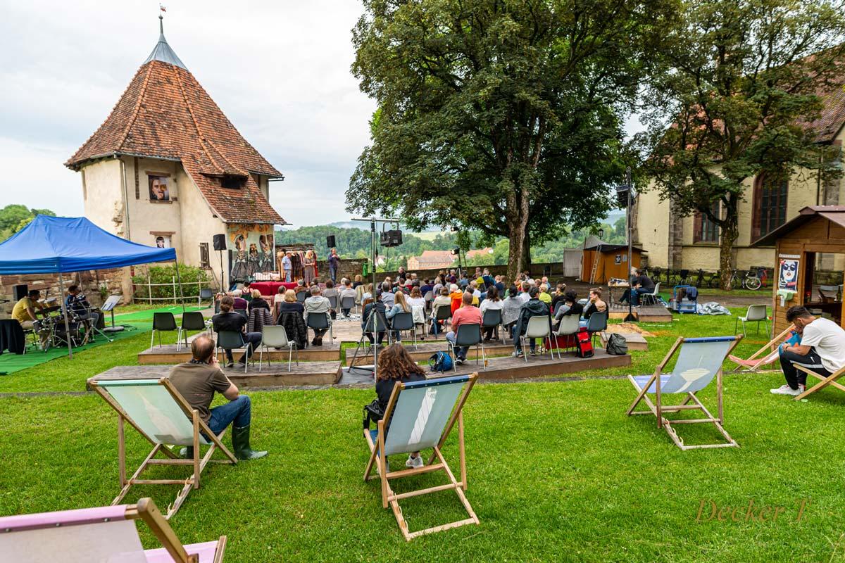 Sommertheater im Bockshof