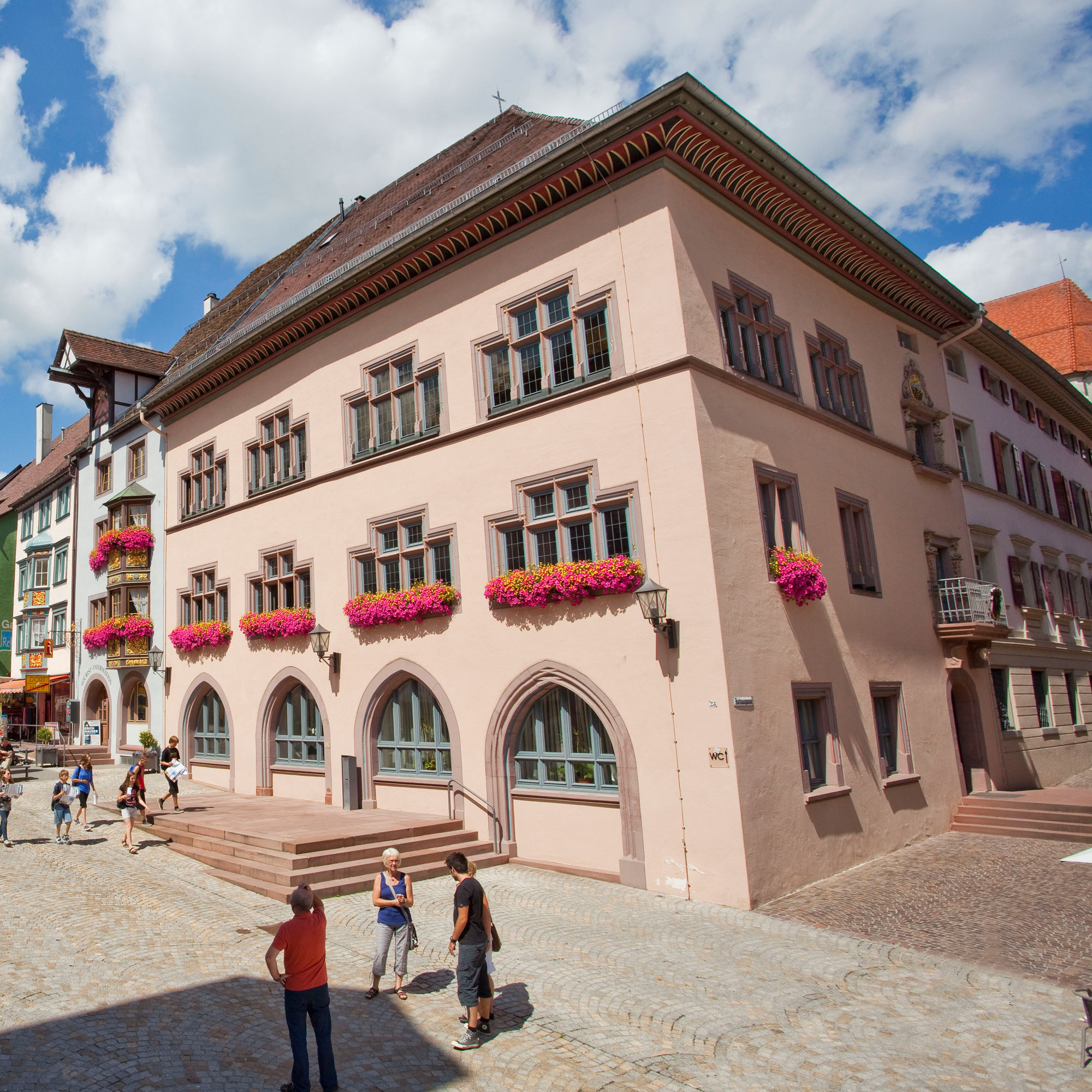 Das Alte Rathaus heute