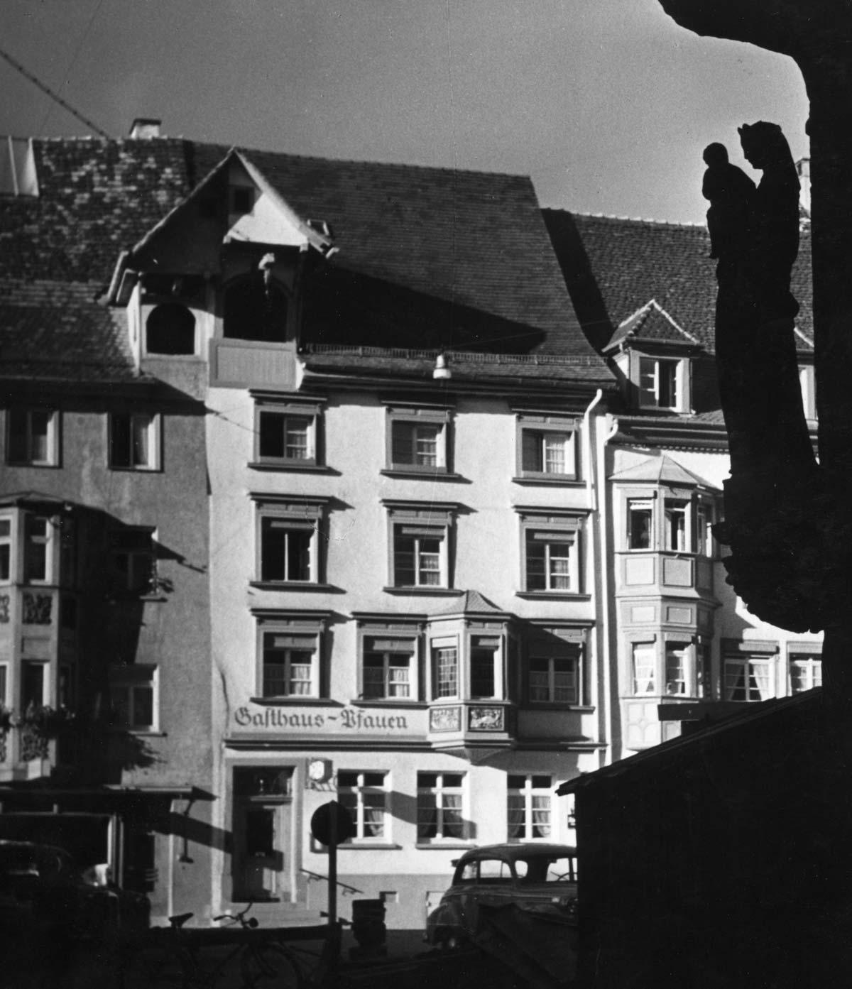 Gasthaus Pfauen