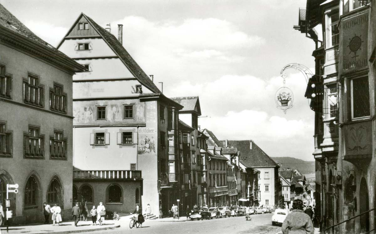 Historisches Foto vom Kirsnerschen Haus
